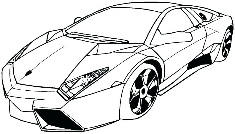 792x451 Coloring Pages Ferrari Cars Car