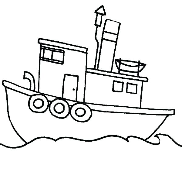 ferry boat drawing at getdrawings com