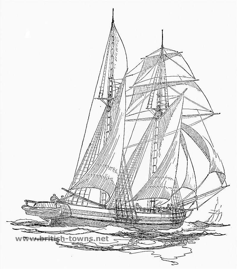 797x905 Line Drawing Of A Topsail Schooner Coloring Ship