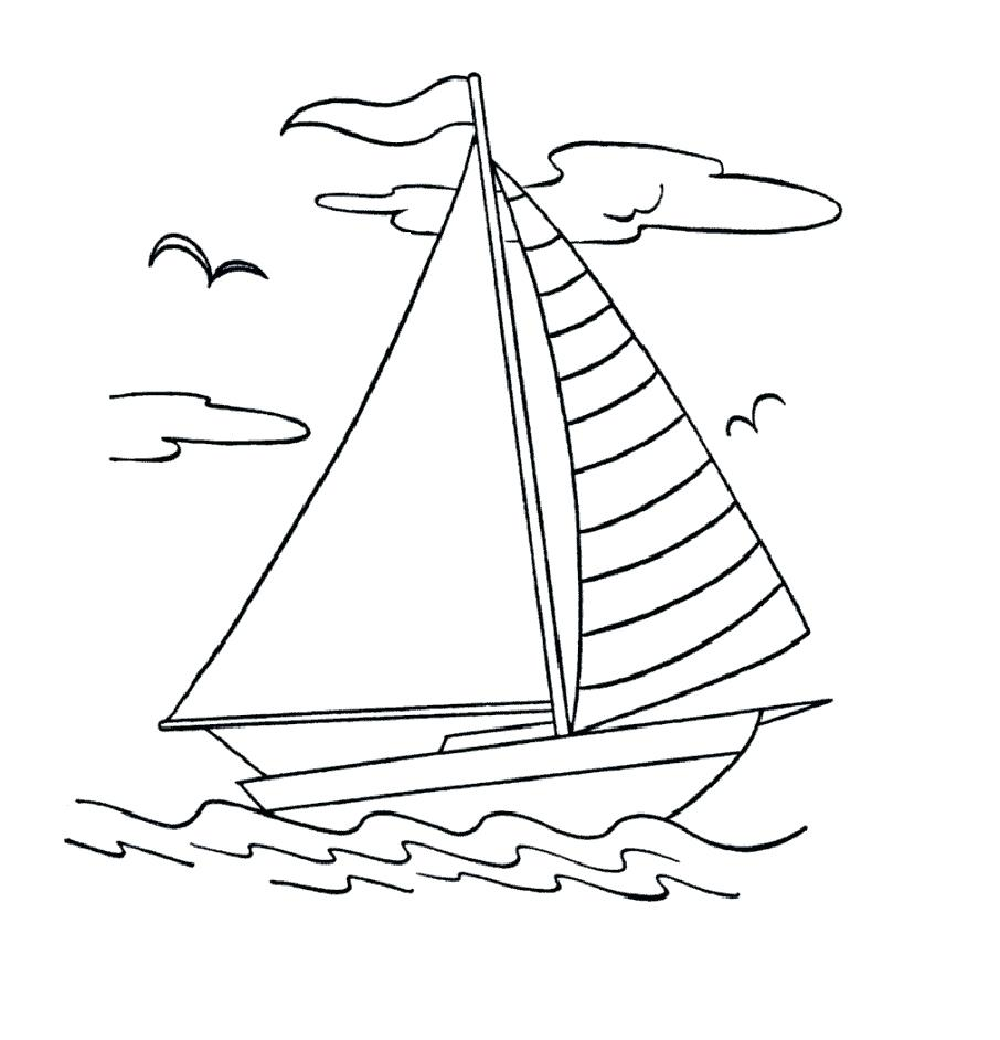 906x942 Coloring Boat Coloring Page Stunning Tuna Fish With Fishing Pages