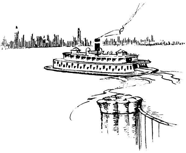 600x495 Ferry Boat