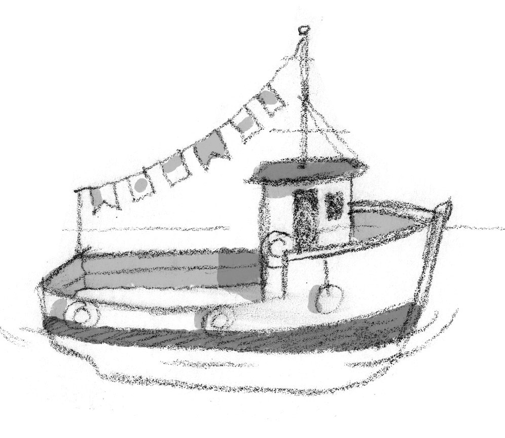 Ferry Boat Drawing At Getdrawings Com Free For Personal Use Ferry