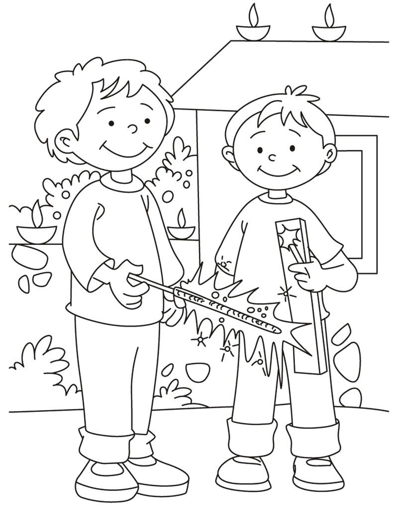 800x1015 Diwali Festival Memory Drawing Sketches Diwali Festival Draw