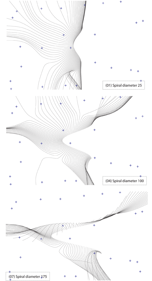 488x901 Equipotential Streamlines Vector Field Early Experiments