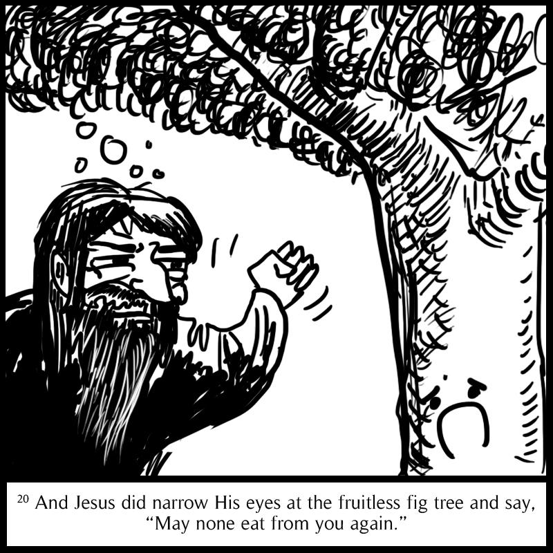 800x800 The Adventures Of Pissy Jesus, Part Ix