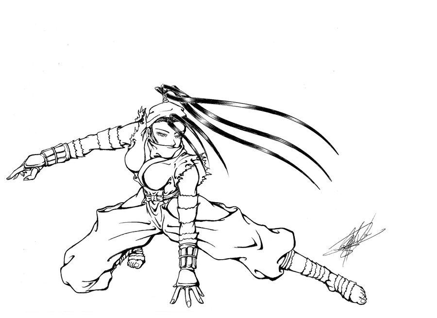 900x654 Street Fighter Ibuki By Darumaru20