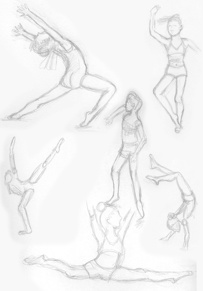 700x1000 Figure Drawing