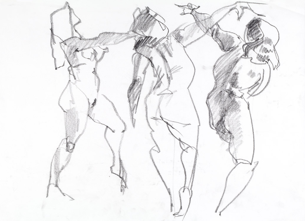 1035x750 Graham Smith Illustration Blog Figure drawing Composition 101
