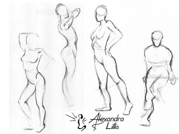 600x450 Dec 7 Figure Drawing (Undraped and draped models) Sarasota, FL