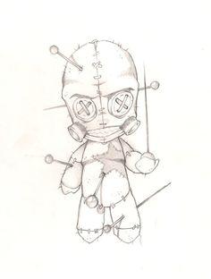 236x312 Voodoo Doll 3 By Joebananaz