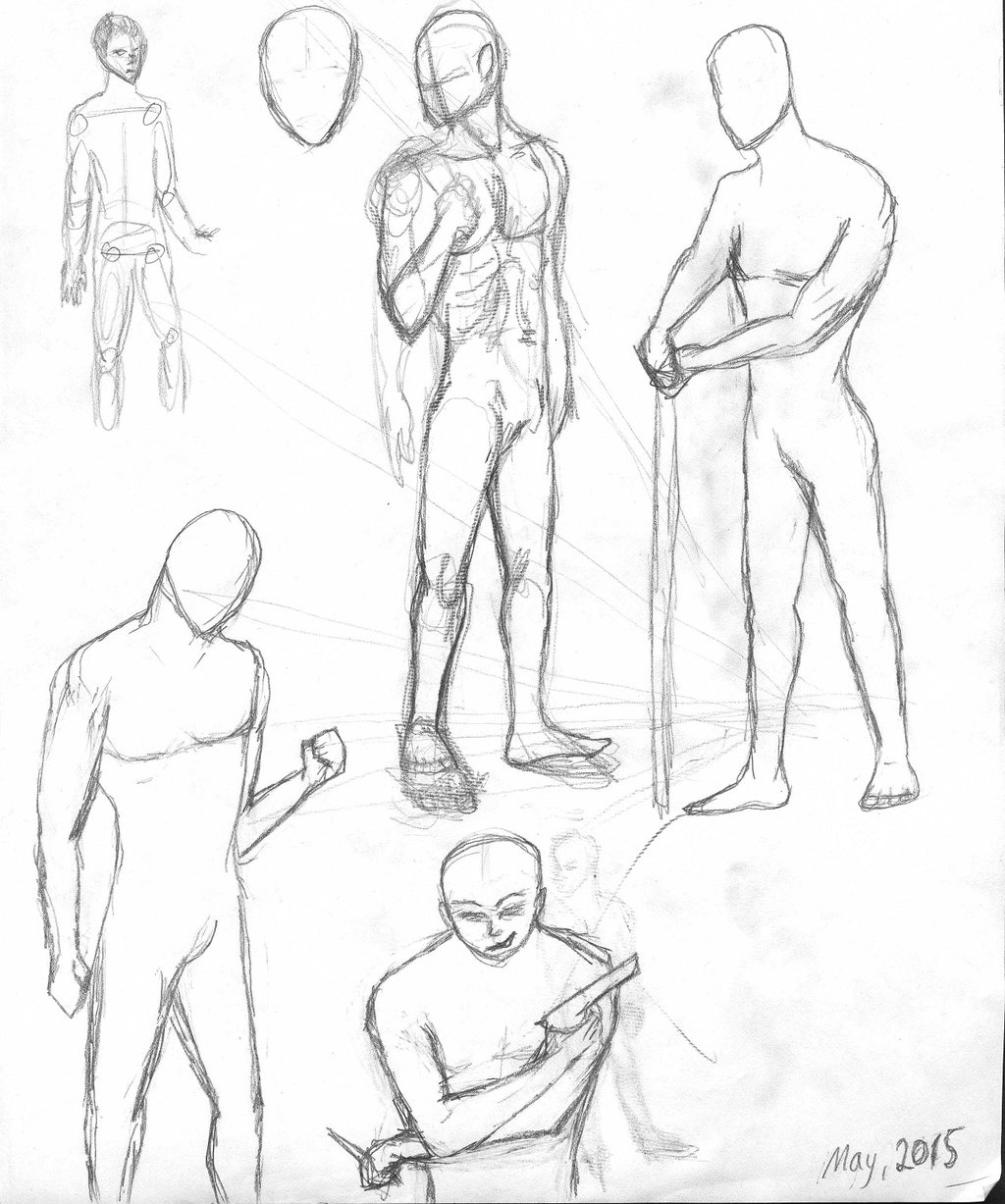 figure drawing poses male at getdrawings com free for personal use