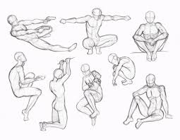 255x198 Risultati Immagini Per Male Pose Drawing Reference Proyectos Que