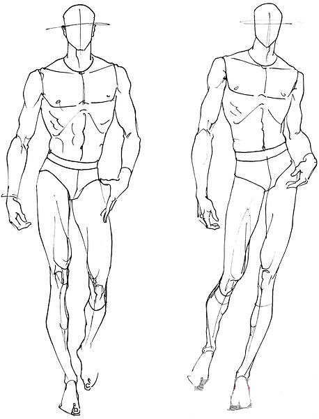Figure Drawing Poses Male at GetDrawings.com | Free for ...
