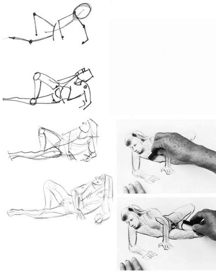 Figure Drawing Poses Male at GetDrawings com | Free for