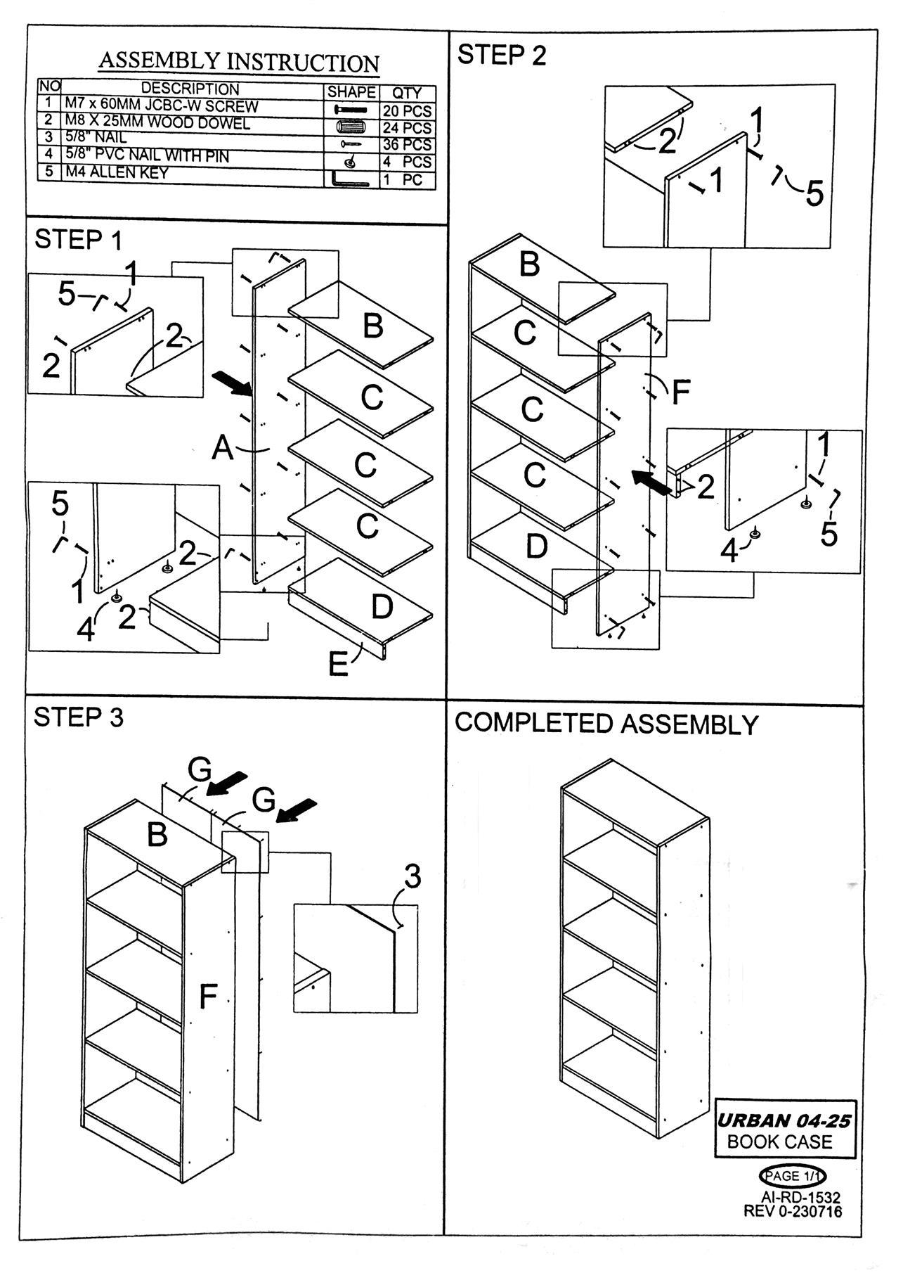 1285x1810 Book Shelf Filing Cabinet Furnit (End 8252018 115 Pm)