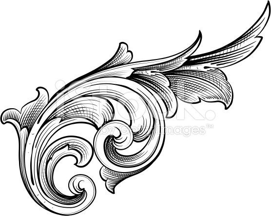 Line Art Definition Graphic Design : Filigree drawing at getdrawings free for personal