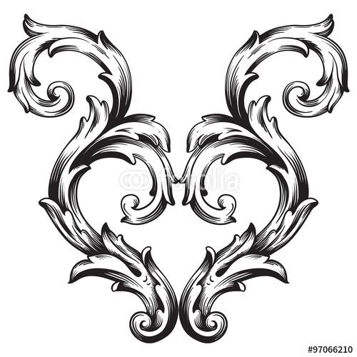 filigree drawing at getdrawingscom free for personal