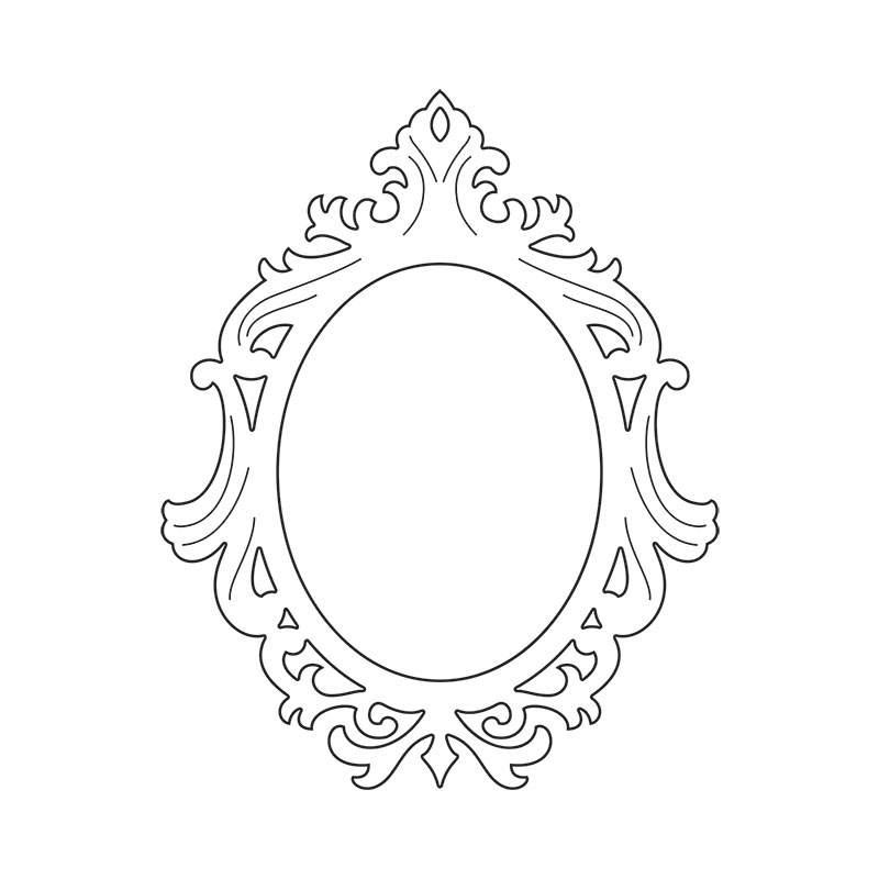 Filigree Drawing at GetDrawings.com | Free for personal use Filigree ...