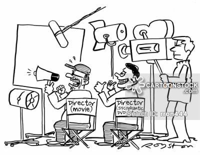 400x310 Directing Films Cartoons And Comics