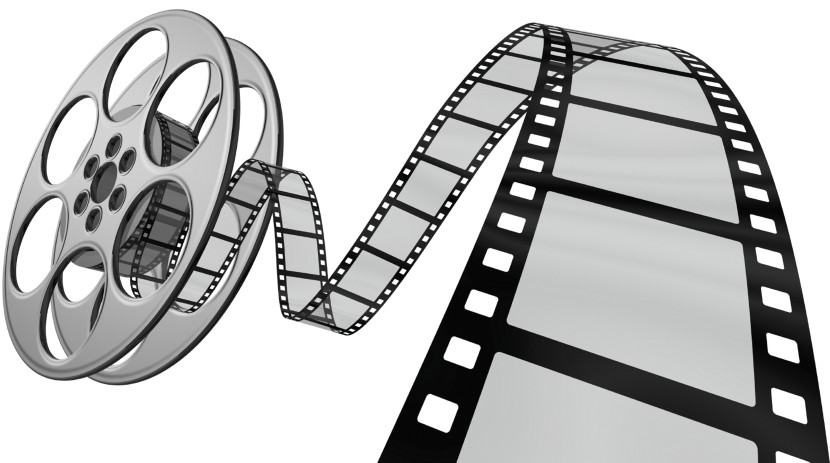 830x463 Movie Projector Clipart