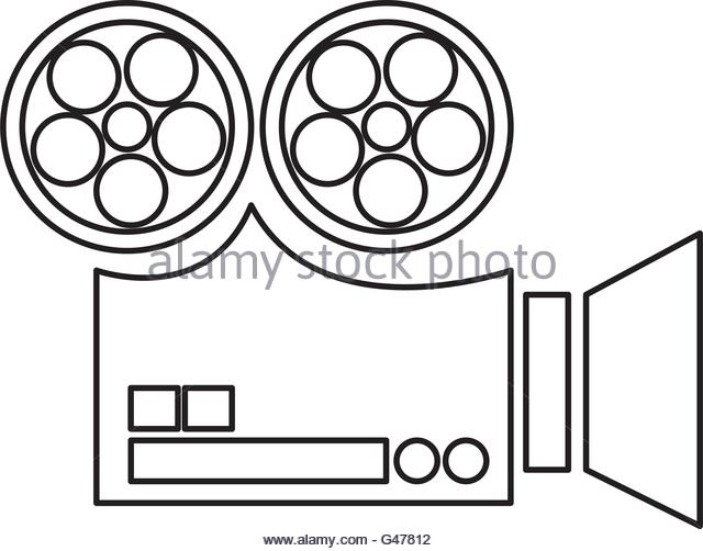 640x502 Film Projector Black And White Stock Photos Amp Images