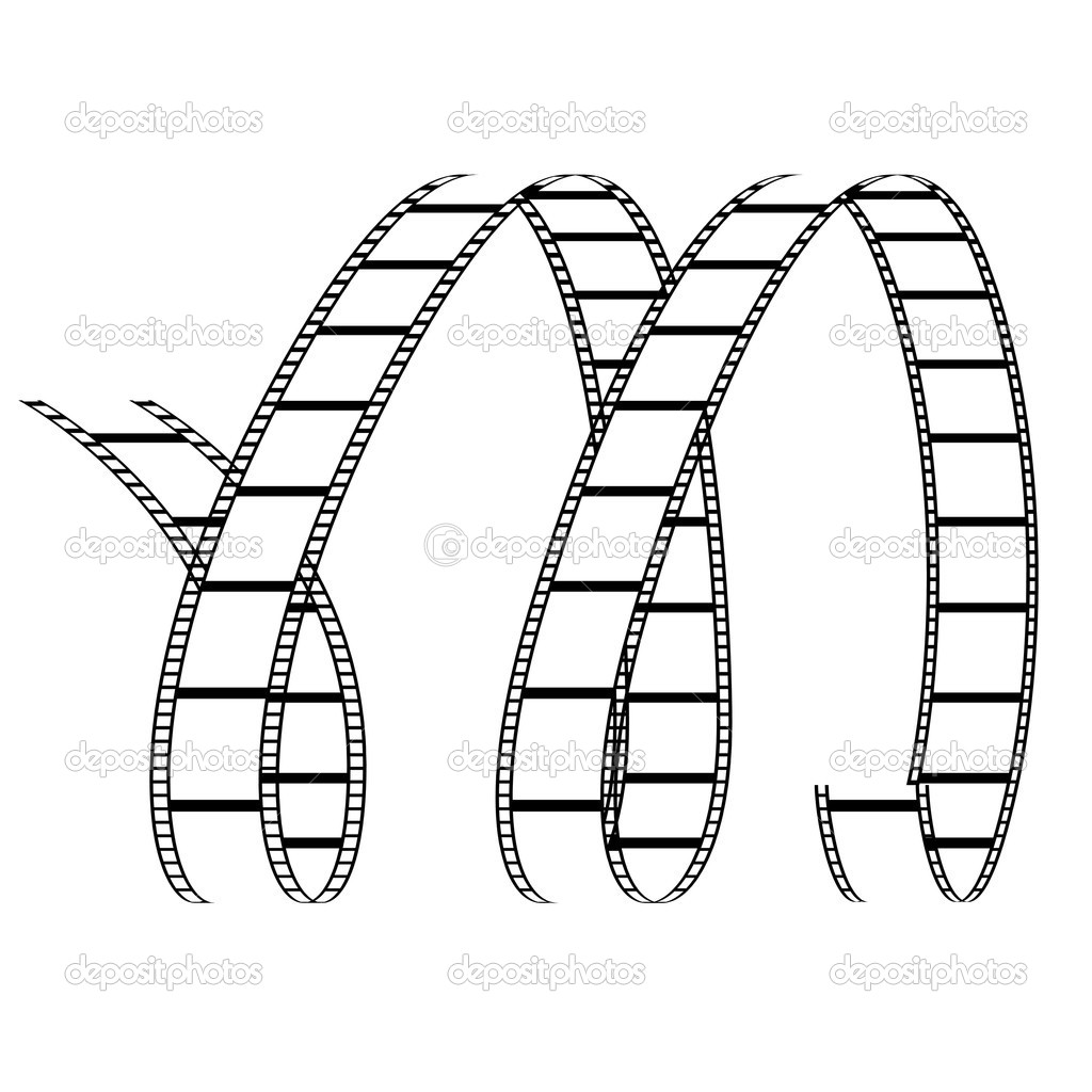 1024x1024 8 Images Of Movie Reel Coloring Page