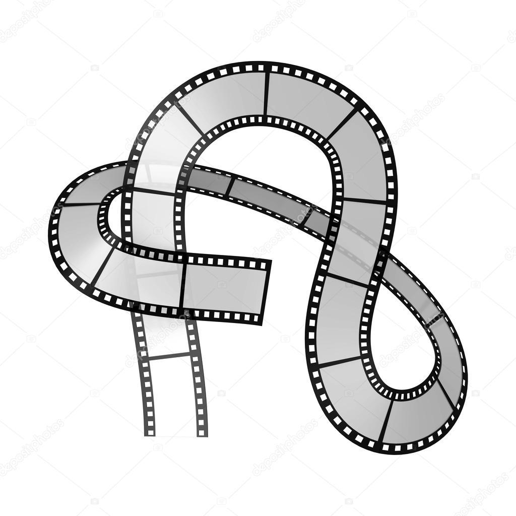1024x1024 Film Strip Alphabet Letter Stock Photo Cobisimo