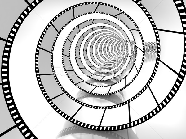 600x450 Movie Filmstrip Stock Photos, Stock Images And Vectors