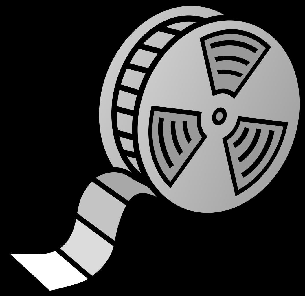 1054x1024 Movie Reel File Film Reel Svg Wikipedia Clip Art