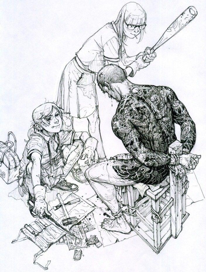Fine Arts Drawing