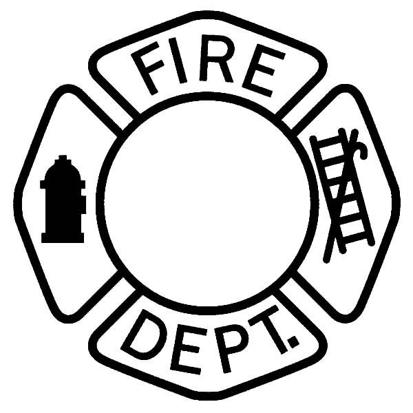 fire department drawing at getdrawings com free for personal use