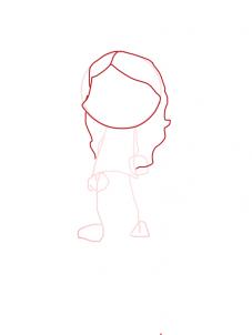 227x302 How To Draw How To Draw Fire Nation Chibi Katara