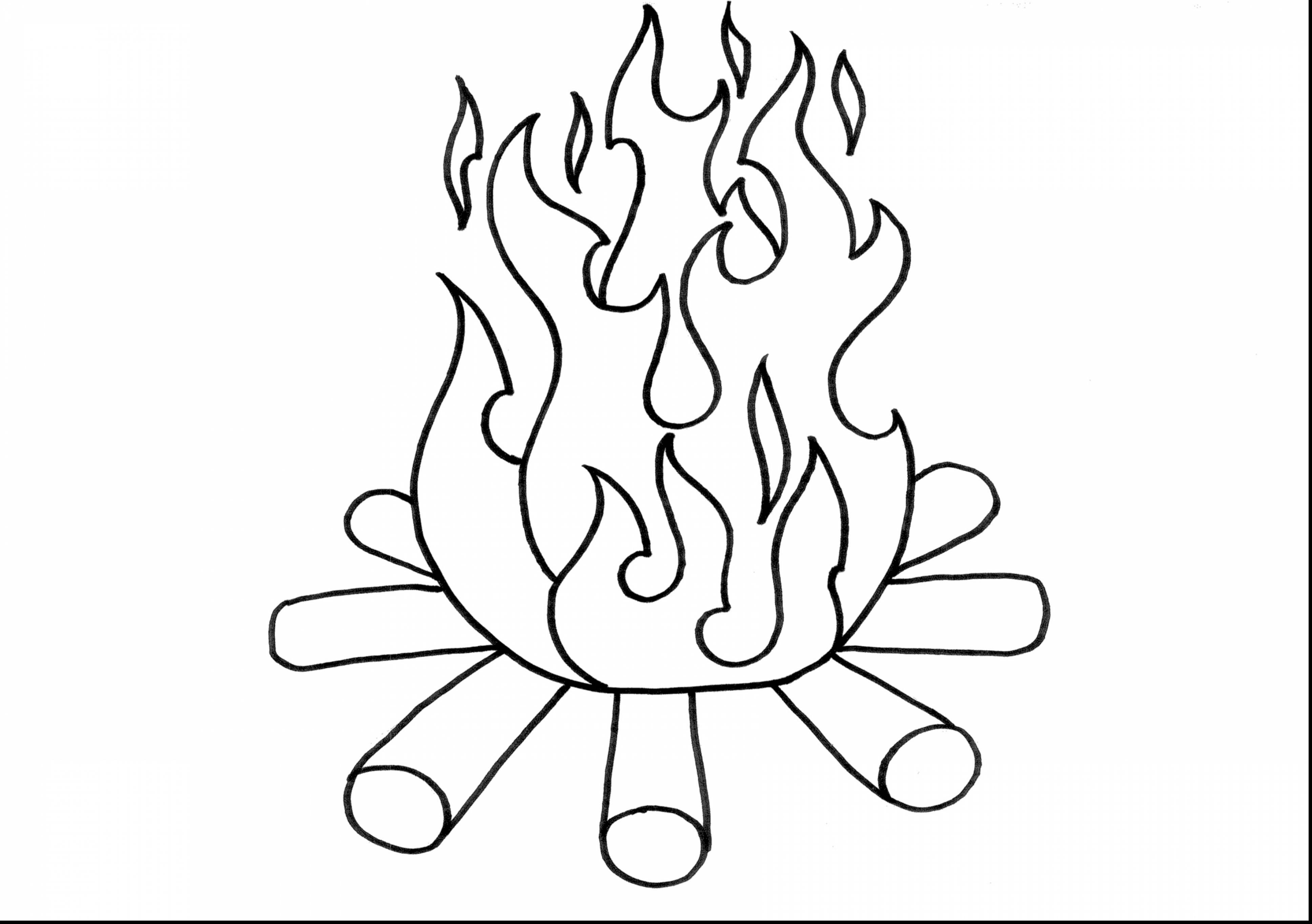 3872x2728 Fire Coloring Pages Truck Color Tryonshorts Free Online With Flame