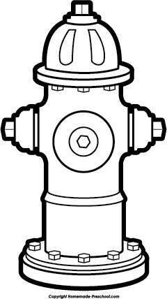 Fire hydrant drawing at free for for Fire hydrant coloring page