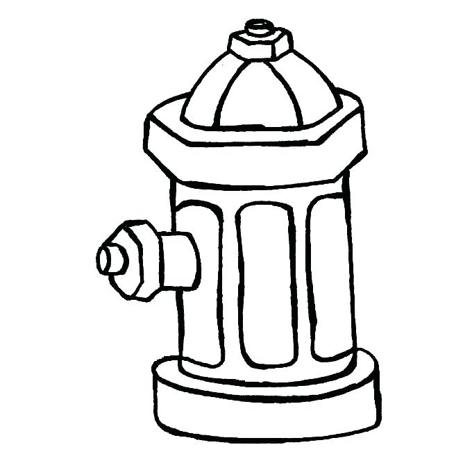680x680 Fire Coloring Pages Top Fire Hydrant Coloring Page For Kids Fire