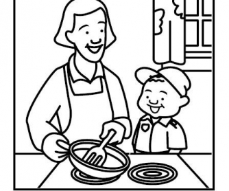 334x278 Fire Safety Coloring Pages That May Save Lives