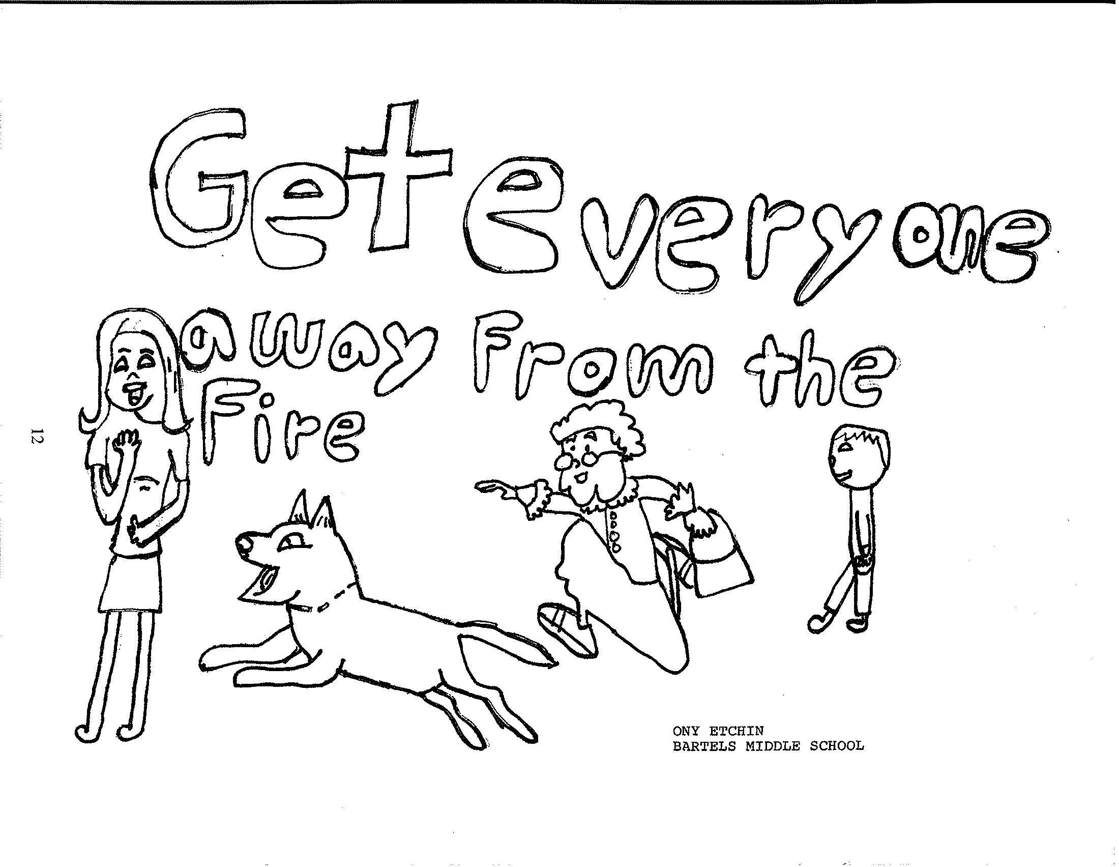 2200x1704 Chester Sroka Fire Prevention Fund City Of Portage, Wi