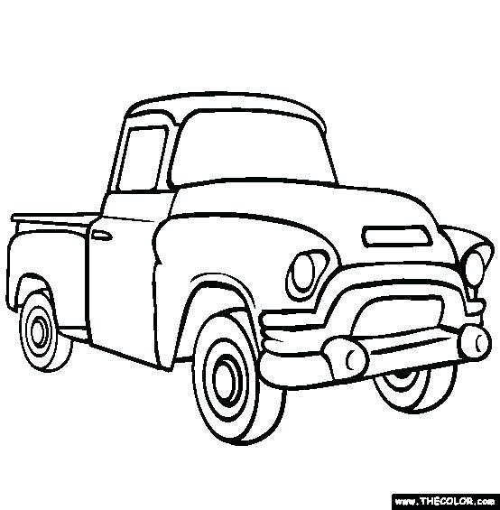 554x565 Awesome Truck Coloring Page Best Of Fire Pages As Well In Addition