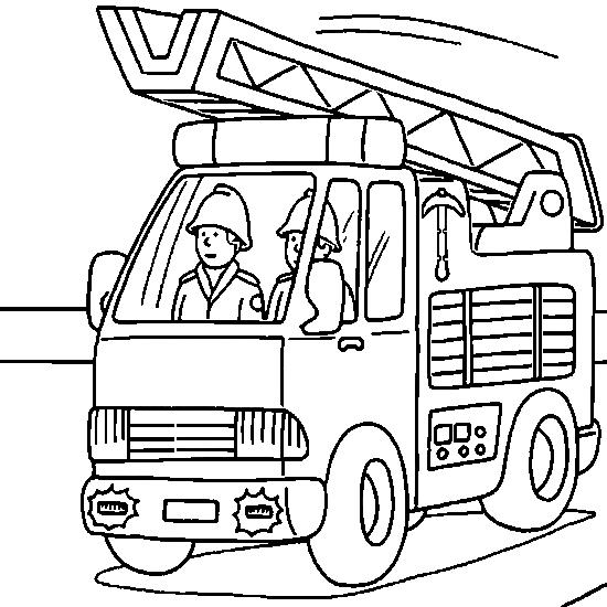 550x550 Firetruck