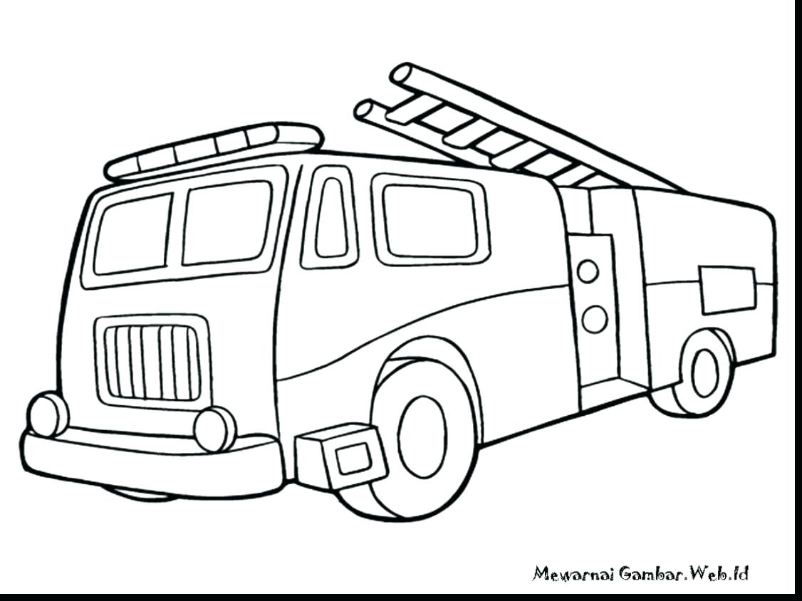 1126x844 Coloring Coloring Pages Of Fire Trucks