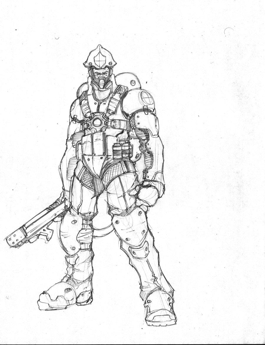 900x1171 Firefighter Helmet Drawings