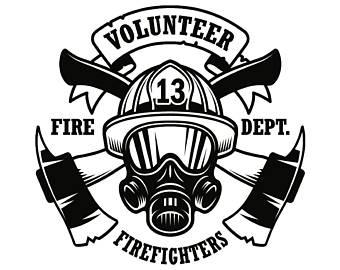 340x270 Firefighter Skull 2 Firefighting Helmet Fireman Fighting Fire