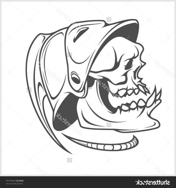 600x640 Best Hd Skull Firefighter Logo Vector Pictures Vector Art