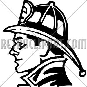 300x300 Fireman Icon,