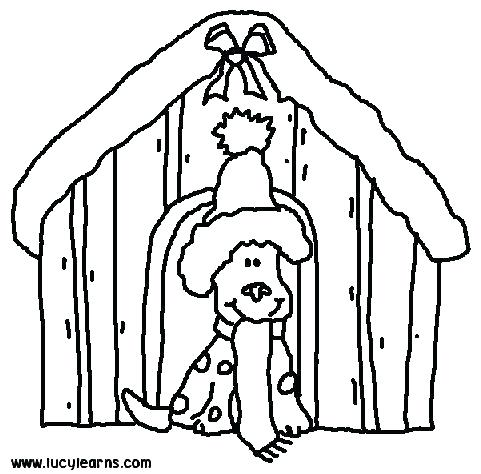 481x474 Dog House Coloring Page Dog Bone Printable Dog Found Bone In Front