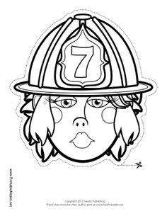 236x305 Firefighter Clipart Face Mask