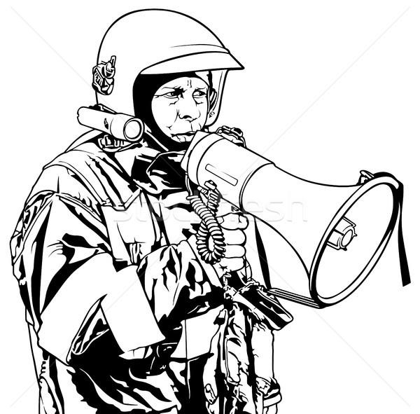 600x591 Fireman Stock Vectors, Illustrations And Cliparts Stockfresh