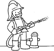 233x217 15 Best Firefighter Drawing Images On Firefighter