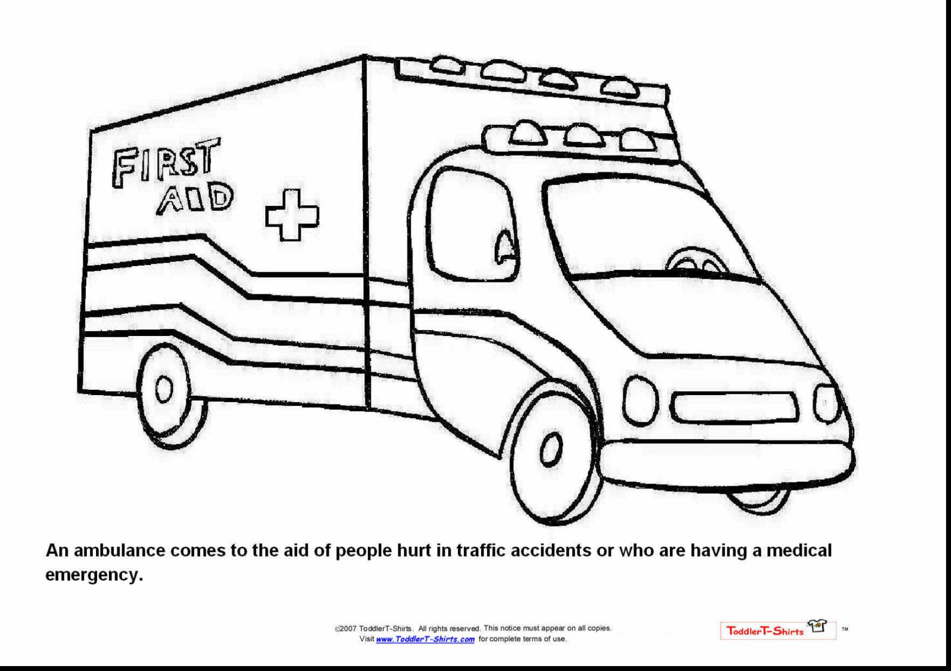 1929x1362 Beautiful Truck Fire Engine Coloring Page With Fire Truck Coloring