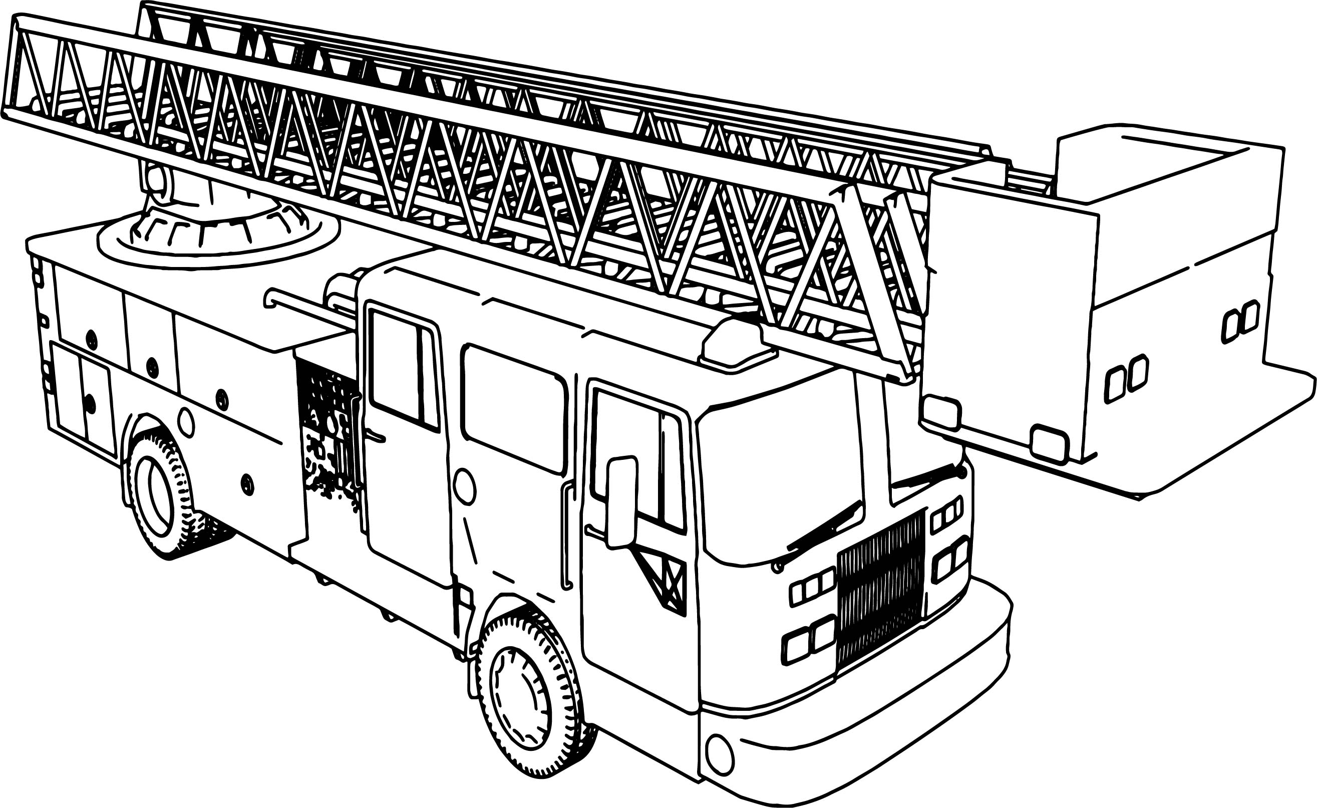 2630x1613 Firetruck Coloring Page Printable Truck Coloring Pages Coloring Me